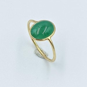 Emerald Cabochon