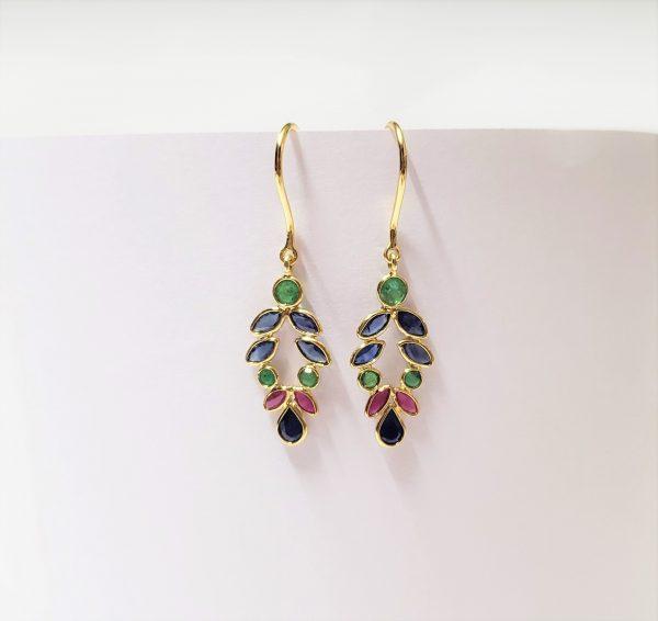 Emerald Ruby Sapphire