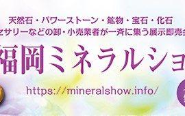 Fukuoka Mineral Show