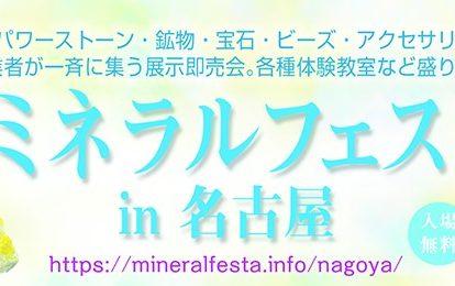 Nagoya Mineral Show